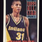 1993-94 Topps Basketball #133 Reggie Miller - Indiana Pacers