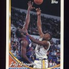 1993-94 Topps Basketball #095 Jeff Grayer - Golden State Warriors