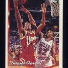 1993-94 Topps Basketball #090 Duane Ferrell - Atlanta Hawks