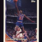 1993-94 Topps Basketball #062 Gerald Wilkins - Cleveland Cavaliers