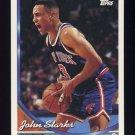 1993-94 Topps Basketball #061 John Starks - New York Knicks