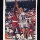 1993-94 Topps Basketball #053 Greg Kite - Orlando Magic