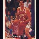 1993-94 Topps Basketball #042 Jon Koncak - Atlanta Hawks