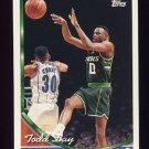 1993-94 Topps Basketball #028 Todd Day - Milwaukee Bucks