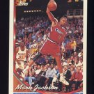 1993-94 Topps Basketball #020 Mark Jackson - Los Angeles Clippers