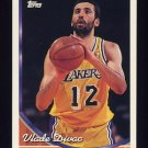 1993-94 Topps Basketball #014 Vlade Divac - Los Angeles Lakers