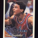 1993-94 Topps Basketball #012 Tom Gugliotta - Washington Bullets