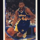 1993-94 Topps Gold Basketball #376G Kenny Williams - Indiana Pacers