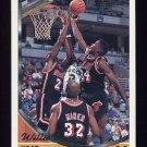 1993-94 Topps Gold Basketball #350G Willie Burton - Miami Heat