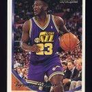 1993-94 Topps Gold Basketball #190G Tyrone Corbin - Utah Jazz