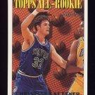 1993-94 Topps Gold Basketball #178G Christian Laettner - Minnesota Timberwolves