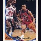 1993-94 Topps Gold Basketball #143G LaBradford Smith - Washington Bullets