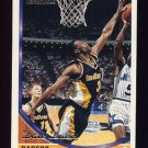 1993-94 Topps Gold Basketball #123G Dale Davis - Indiana Pacers