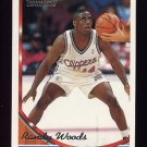 1993-94 Topps Gold Basketball #056G Randy Woods - Los Angeles Clippers