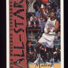 1994-95 Topps Basketball #185 Karl Malone - Utah Jazz