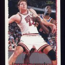 1994-95 Topps Basketball #182 Luc Longley - Chicago Bulls