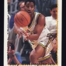 1994-95 Topps Basketball #179 Jay Humphries - Utah Jazz