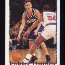 1994-95 Topps Basketball #044 Bobby Hurley - Sacramento Kings