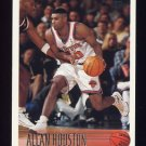 1996-97 Topps Basketball #195 Allan Houston - New York Knicks