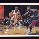 1996-97 Topps Basketball #165 Charlie Ward - New York Knicks