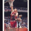 1996-97 Topps Basketball #164 Luc Longley - Chicago Bulls