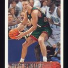 1996-97 Topps Basketball #152 Detlef Schrempf - Seattle Supersonics