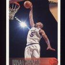 1996-97 Topps Basketball #137 Juwan Howard - Washington Bullets