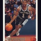 1996-97 Topps Basketball #136 Cory Alexander - San Antonio Spurs