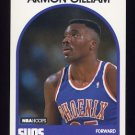 1989-90 Hoops Basketball #064 Armon Gilliam - Phoenix Suns