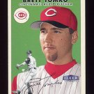 2000 Fleer Tradition Baseball #206 Brett Tomko - Cincinnati Reds