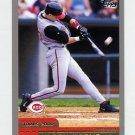 2000 Topps Baseball #288 Aaron Boone - Cincinnati Reds