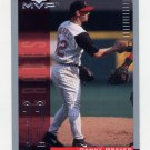 2001 Upper Deck MVP Baseball #310 Danny Graves - Cincinnati Reds