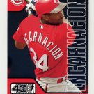 2002 Upper Deck 40-Man Baseball #0952 Juan Encarnacion - Cincinnati Reds