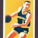 1990-91 Hoops Basketball #363 Chris Mullin - Golden State Warriors