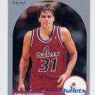 1990-91 Hoops Basketball #295 Mark Alarie - Washington Bullets