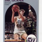 1990-91 Hoops Basketball #291 Eric Leckner - Utah Jazz