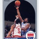 1990-91 Hoops Basketball #255 Antoine Carr - Sacramento Kings
