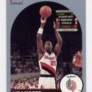 1990-91 Hoops Basketball #247 Jerome Kersey - Portland Trail Blazers