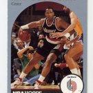1990-91 Hoops Basketball #246 Kevin Duckworth - Portland Trail Blazers