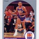 1990-91 Hoops Basketball #235 Greg Grant RC - Phoenix Suns