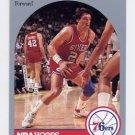 1990-91 Hoops Basketball #232 Bob Thornton - Philadelphia 76ers