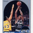 1990-91 Hoops Basketball #216 Terry Catledge - Orlando Magic