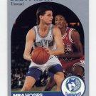 1990-91 Hoops Basketball #191 Scott Roth - Minnesota Timberwolves
