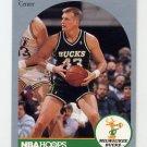 1990-91 Hoops Basketball #183 Jack Sikma - Milwaukee Bucks