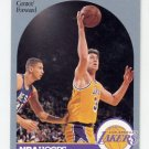 1990-91 Hoops Basketball #158 Mark McNamara - Los Angeles Lakers