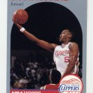 1990-91 Hoops Basketball #147 Danny Manning - Los Angeles Clippers