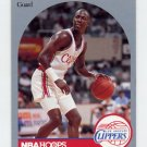 1990-91 Hoops Basketball #145 Gary Grant - Los Angeles Clippers
