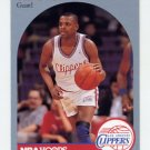 1990-91 Hoops Basketball #143 Winston Garland - Los Angeles Clippers