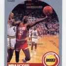 1990-91 Hoops Basketball #130 Mitchell Wiggins - Houston Rockets
