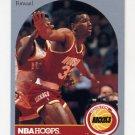 1990-91 Hoops Basketball #129 Otis Thorpe - Houston Rockets